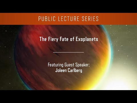 The Fiery Fate of Exoplanets