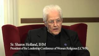 Sr. Sharon Holland, IHM