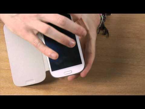Genuine Samsung Galaxy S3 Flip Cover