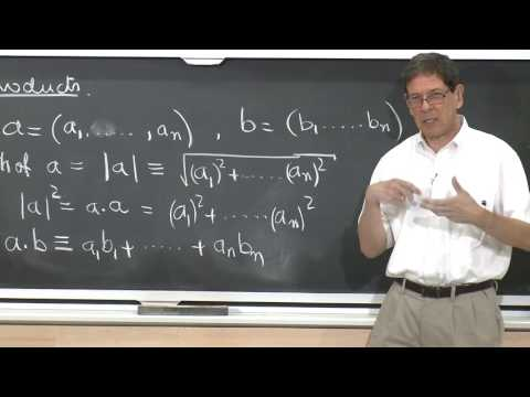 Inner Product for Real Vector Spaces
