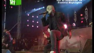 Slipknot - Wait and Bleed live (HD/DVD Quality)