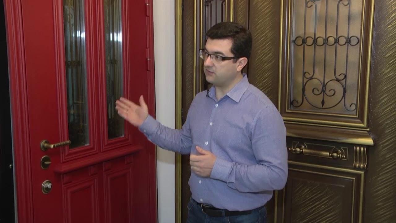 """Как выбрать правильную входную дверь? Советы дизайнеров и специалистов компании """"Суперлок-НН"""""""
