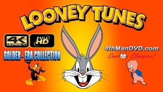 BUGS BUNNY LOONEY TUNES 4 HOURS COLLECTION: Daffy Duck, Porky Pig and more! [HD 4K for Children]