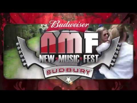 Budweiser New Music Fest, Sudbury 2016