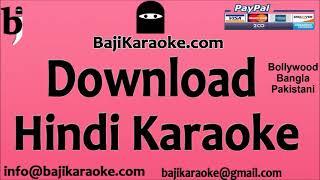 Hua Hai Aaj Pehli Baar Karaoke - Sanam Re - Armaan Malik & Palak Muchhal by BAJI KARAOKE Hindi
