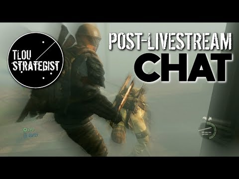 Supply Raid Gameplay: Post-Livestream Chat | The Last of Us Online Multiplayer
