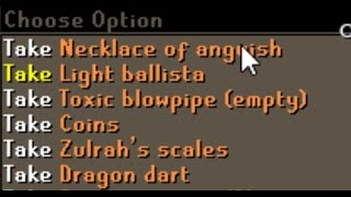 Pretending to be a DCLAW rusher (Little do they know I have DRAGON CLAWS)
