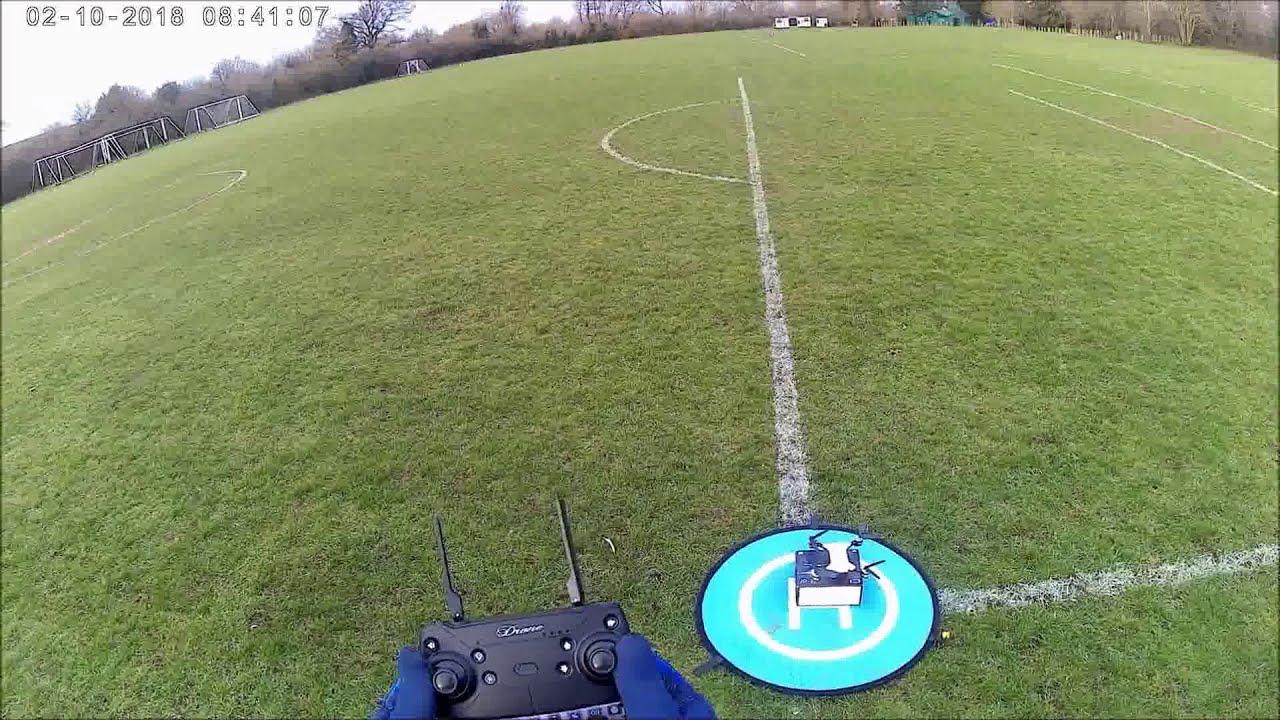 JDRC JD-20 WIFI FPV Quadcopter drone review фотки
