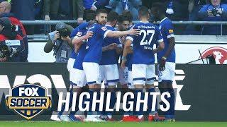 Hannover 96 vs. fc schalke 04 | 2019 bundesliga highlights