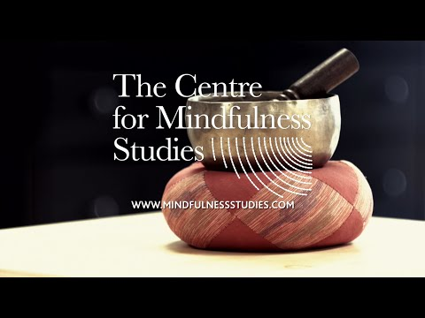 Community Program At The Centre For Mindfulness Studies