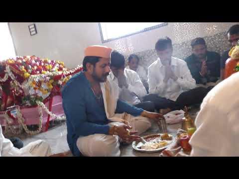Jari Mari Aai Gaavdevi Murti , Pran Pratishtan Mohatstav . Part1