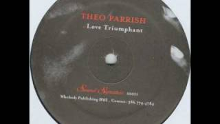 Theo Parrish - Love Triumphant