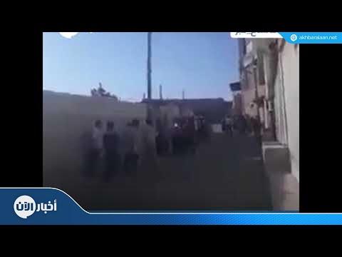 #هاشتاغ_خبر | هيئة تحرير الشام تطلق النار على المتظاهرين في #سوريا  - 23:54-2018 / 10 / 5