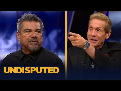 George Lopez on how the Lakers have made LA excited about basketball again   NBA   UNDISPUTED