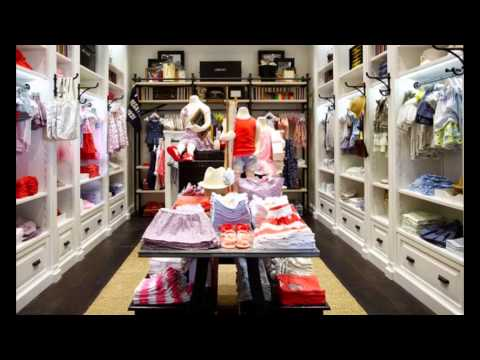 Children Clothing Stores - YouTube
