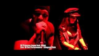DJ Princess Joanna Feat. Ojink [ Live DJ Set Performance - Stingray Club ] .mp4