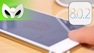 iOS 8.0.2 Liberado (¿Será Bueno?)