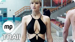 Red Sparrow Trailer German Deutsch (2018)