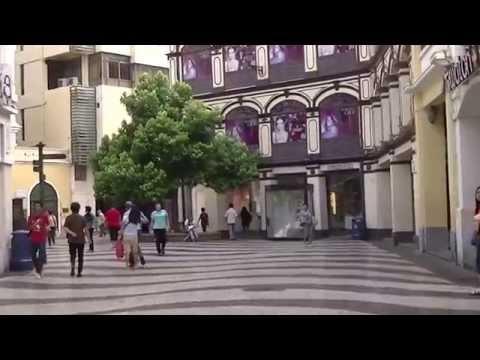 マカオ セナド広場、新馬路周辺