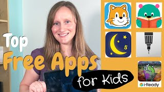 Educational Apps for Kids - Free iPad Apps screenshot 5