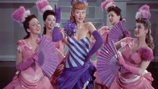Easy To Wed (1946) | 'Continental Polka' | Lucille Ball 【HD】