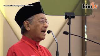 Video Dr M pledges separation of powers and other reforms download MP3, 3GP, MP4, WEBM, AVI, FLV Januari 2018