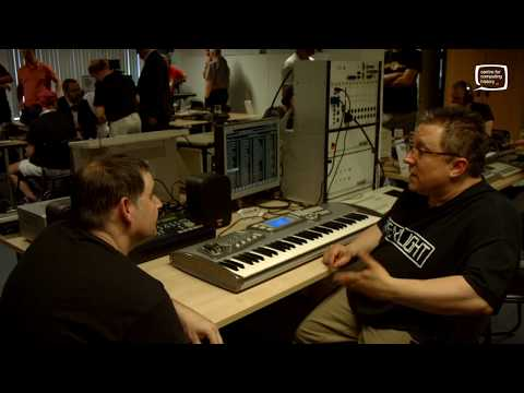 The Fairlight Series III with Rob Puricelli