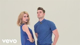 Repeat youtube video Karmin - Behind the Scenes of Acapella