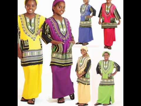 AFRICAN ATTIRE FOR GIRLS-GIRLS AFRICAN OUTFITS-AFRICAN CLOTHES-ATTIRE-OUTFITS