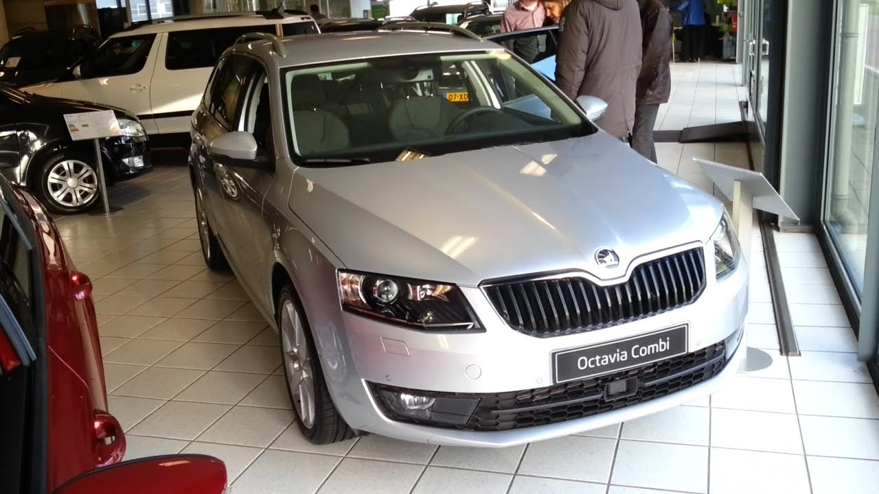 skoda octavia combi 2014 in depth review interior exterior youtube. Black Bedroom Furniture Sets. Home Design Ideas