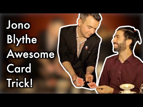 """Jono Blythe, Close-Up Magician """"Spectator gets Owned!"""""""