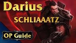 Darius OP Guide: SCHLIAAATZ