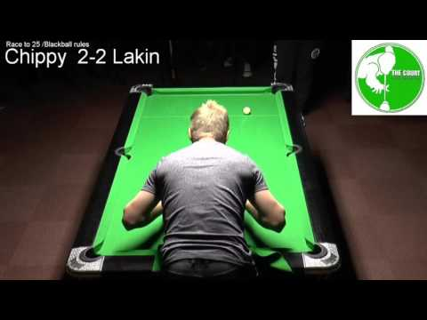 Shaun Chipperfield v Craig Lakin (8ball, blackball, money match)