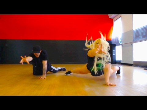 WARRIOR DANCE ROUTINE | TRISHA PAYTAS