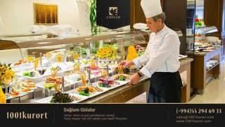Лечебно-профилактический центр Chinar Hotel & SPA Naftalan. Азербайджан - Нафталан