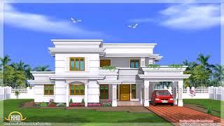 Modern House Plan Design 2015
