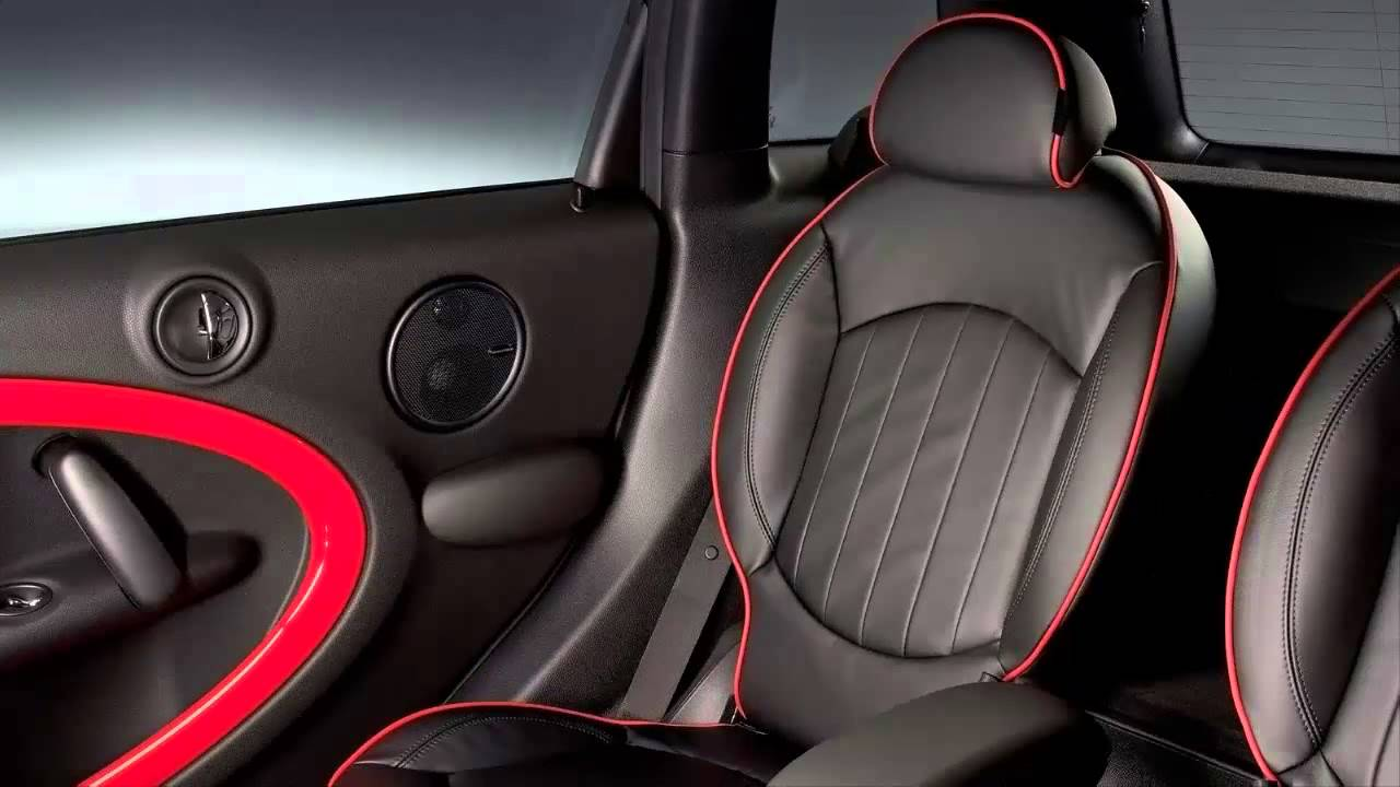 Car Interior 2013 Mini Countryman John Cooper Works Youtube