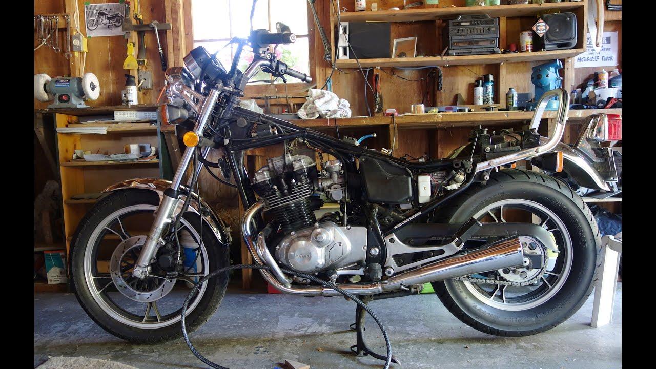 hight resolution of rusty motorcycle tank tips plus my gr650 custom vision youtuberusty motorcycle tank tips plus my gr650