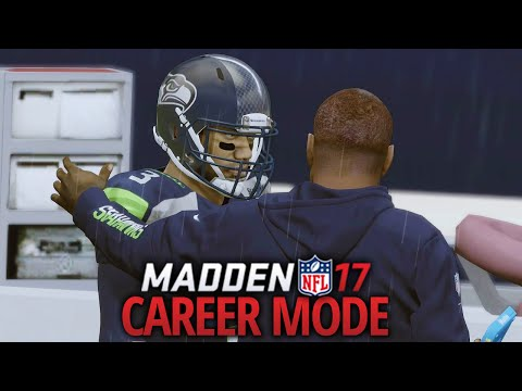 Madden 17 Career Mode - Ep. 10 - 60 BOMB IN SEATTLE?!!