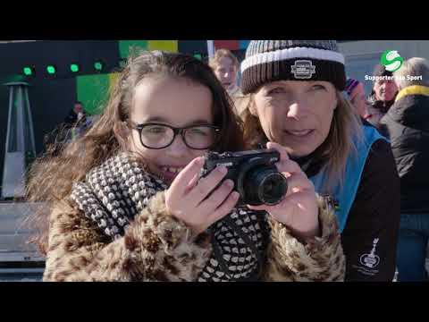 KPN Schaatsvriendendag met vlogger Dacil