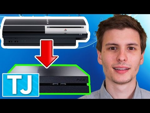 Upgrade Your Playstation 3 to PS4 for Free