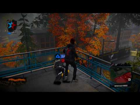 inFamous Second Son 100% Good Karma Walkthrough Part 4, 720p HD (NO COMMENTARY)