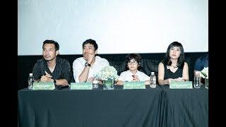 Kiều Minh Tuấn - Cát Phượng bị chất vấn liên tục về scandal cũ khi đảm nhận vai chính trong phim mới