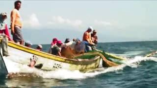 Pura Pesca, Estilo Venezolano (Cap. Hala pa Tierra)