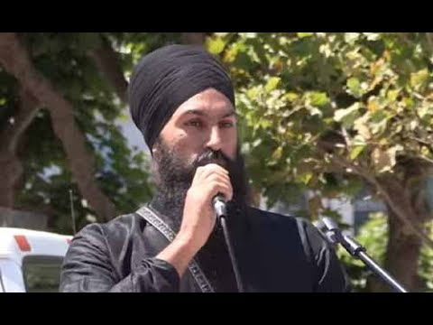 Jagmeet Singh Attended Sikh Separatist Rally In 2015 | Leader of the NDP - New Democratic Party