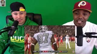 Chiefs vs Raiders | Reaction | NFL Week 7 Game Highlights