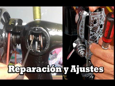 Reparación De Maquina De Coser  *Mecánica Confección*