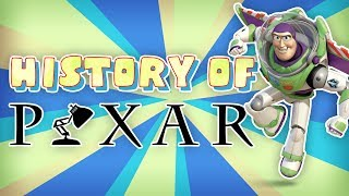 The History of Pixar