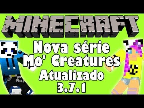 Nova Série - Casal de Nerd e Mo' Creatures 3.7.1 - Mo Nerds