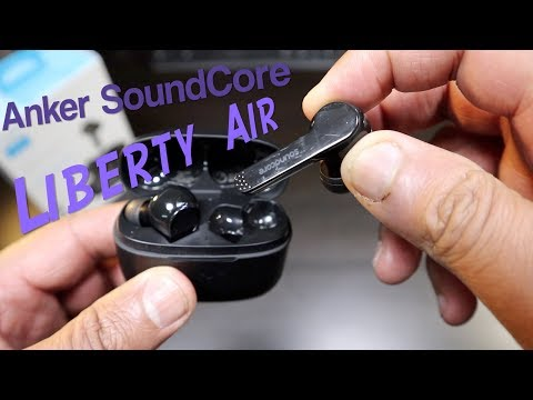 Anker SoundCore Liberty Air True Wireless Stereo Earbuds (Review)
